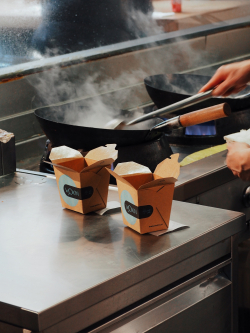 asijský street food