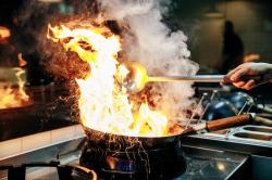 thajský wok