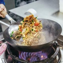 asijský  wok